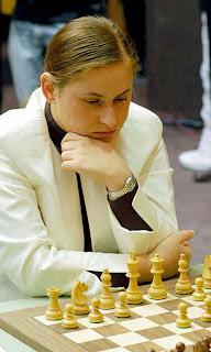 Judit Polgár-Hungarian Chess Grandmaster