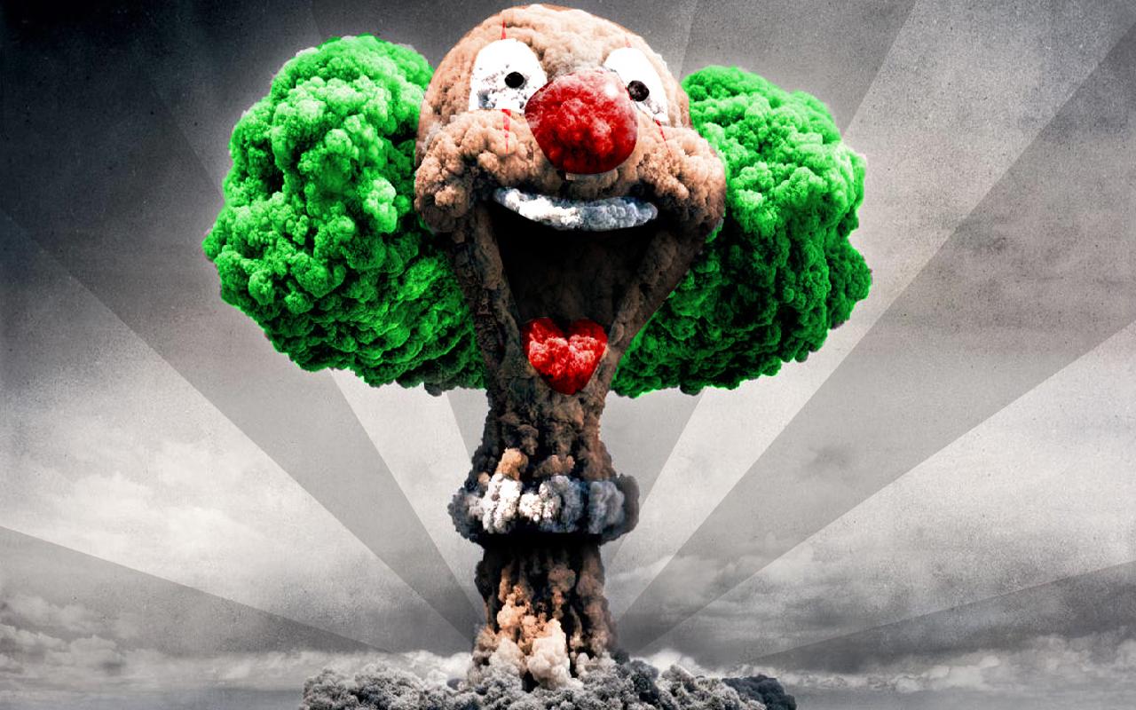 Pin Mushroom-clown-nuclear-1920x1080-hd-wallpaper-jootix ...