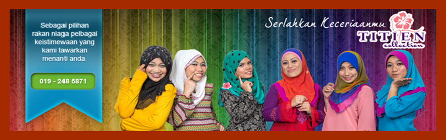 Tudung Titien Collection
