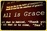 Grace...