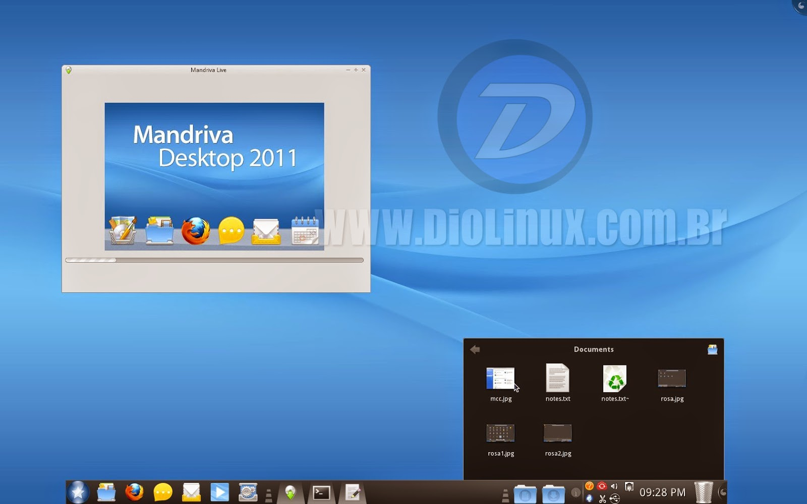 LINUX TÉLÉCHARGER 2013 ISO MANDRIVA
