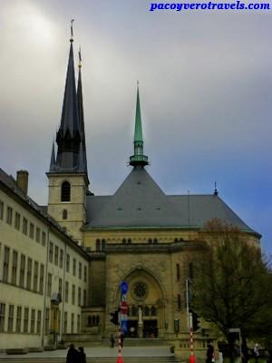 Que ver en Luxemburgo