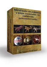Libro Metalizado de plasticos y otros materiales no metalicos (electroformado)