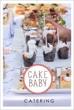 Cake Baby Catering