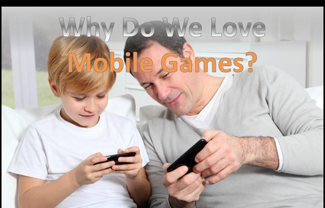 mobile game addiction