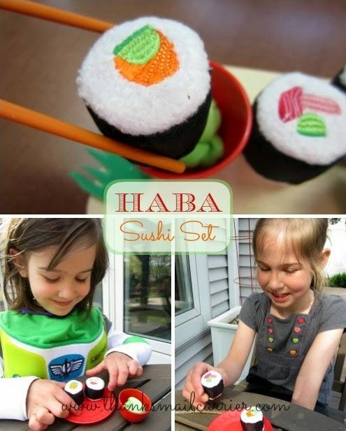 HABA Sushi Set review