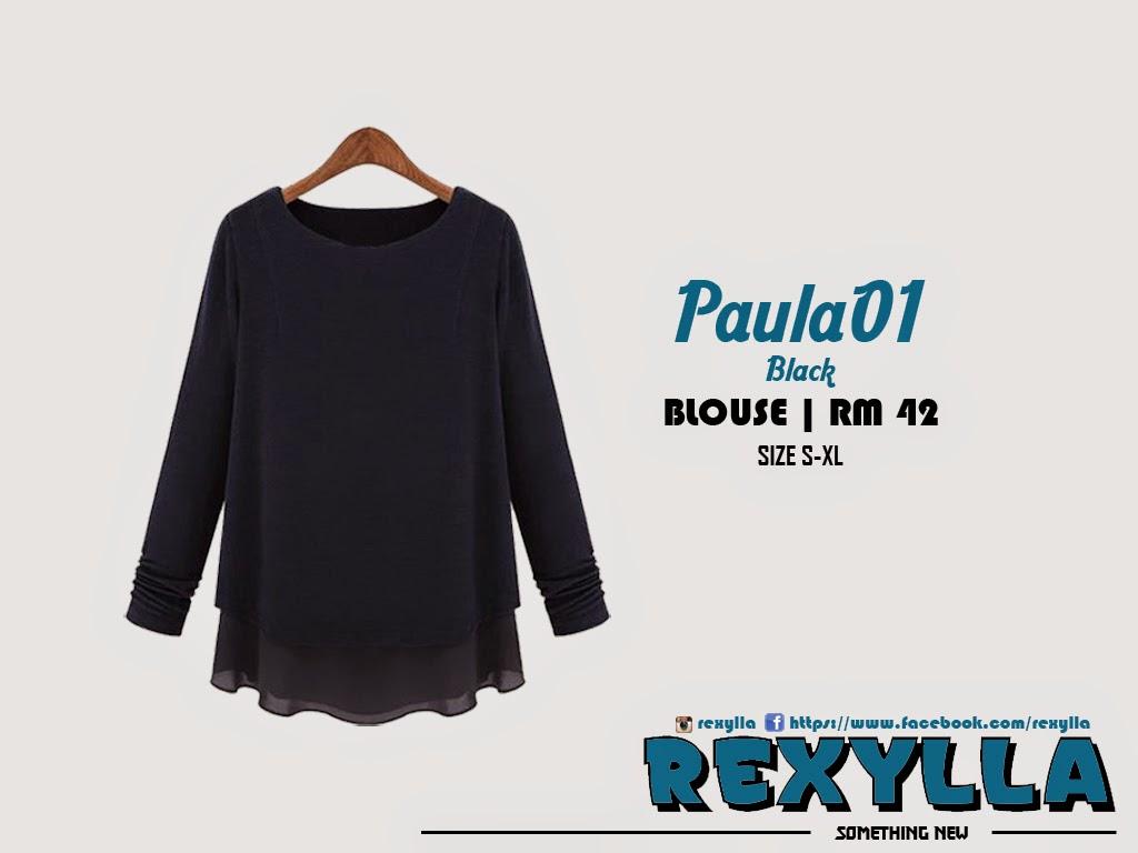 rexylla, blouse, paula01
