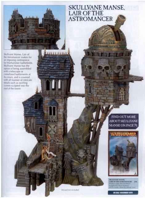 Astromancers Lair Building Model