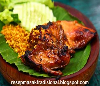 Resep Cara Membuat Ayam Bakar (Solo)