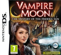 Vampire Moon: The Mystery of the Hidden Sun – NDS