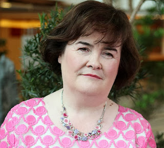 Singing sensation Susan Boyle