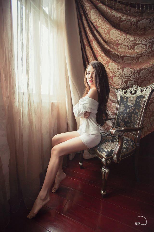 Ảnh gái đẹp HD Hot girl Linh Napie & Quỳnh Nhi 9