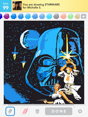 The Best of Draw Something - Starwars