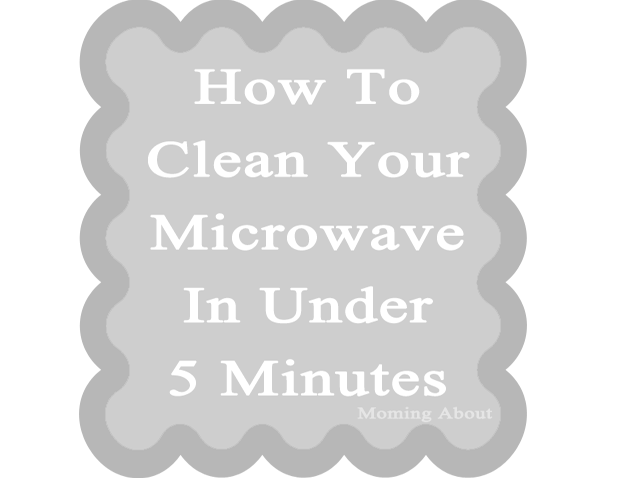 Effortless Microwave Cleaning