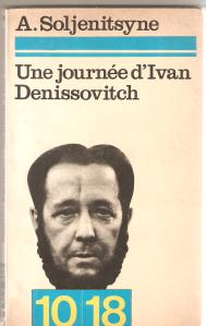 Une journée d'Ivan Denissovitch - Soljenitsyne