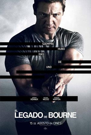 El Legado de Bourne DVDrip [2012][Español Latino][Accion][Un Link][PutLocker]