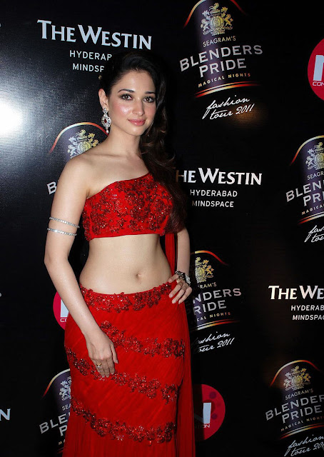 Actress Tamanna Blouse Photos