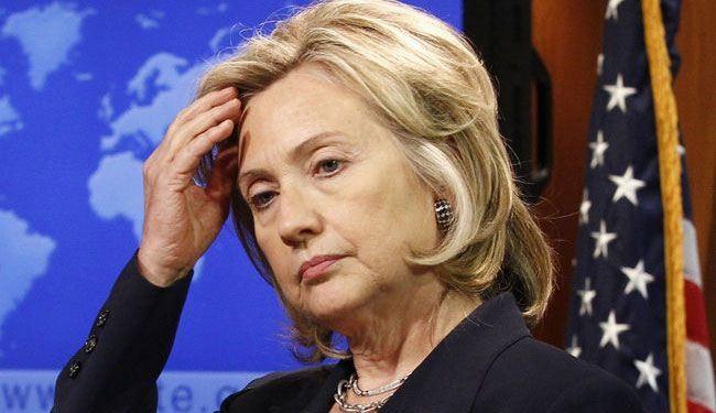 هيلاري كلينتون تنفي تلقيها معلومات عبر بريدها الخاص