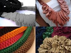 SOL MARSICO / joyeria textil