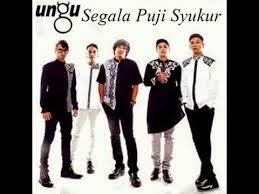 Lirik Lagu Ungu - Segala Puji Syukur + CHORD GITAR