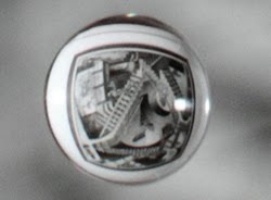 M. C. Escher in Water Drop