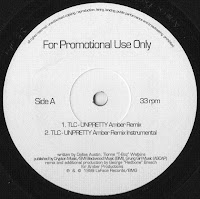 TLC~Deborah Cox ‎– Unpretty~September (Amber Remixes) Promo 1999