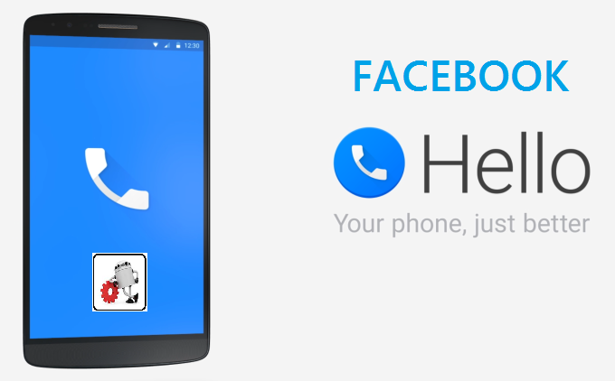 Facebook Hello v1.0.0.3.0 APK