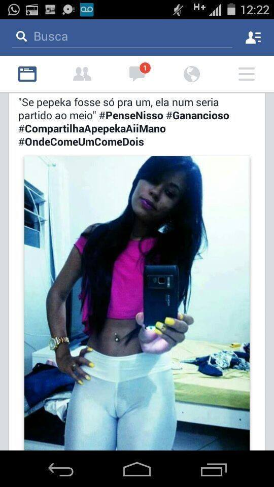vadia do facebook