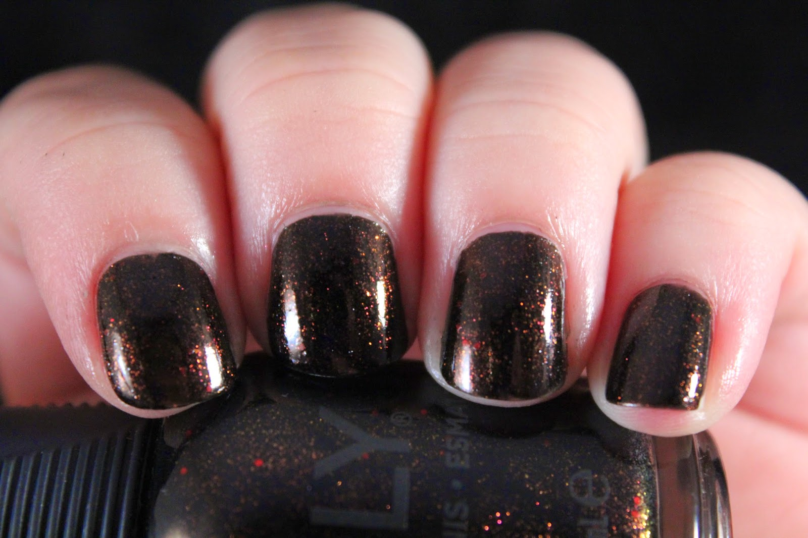 Glimpses of the Moon: Orly Fall 2014 Smoky Collection with Live ...