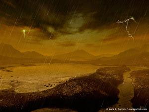 Hujan Di Titan Hanya Terjadi 1000 Tahun Sekali [ www.BlogApaAja.com ]