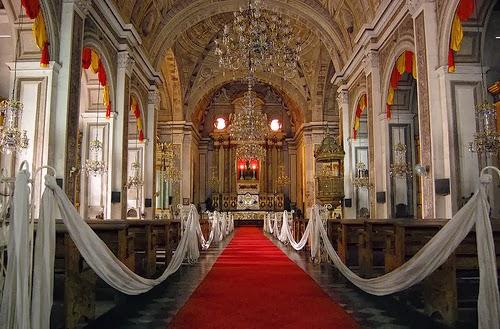 San Agustin kirken i Intramuros, Manila
