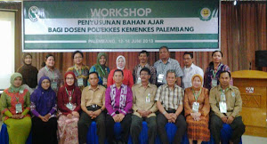Workshop Penyusunan Bahan Ajar