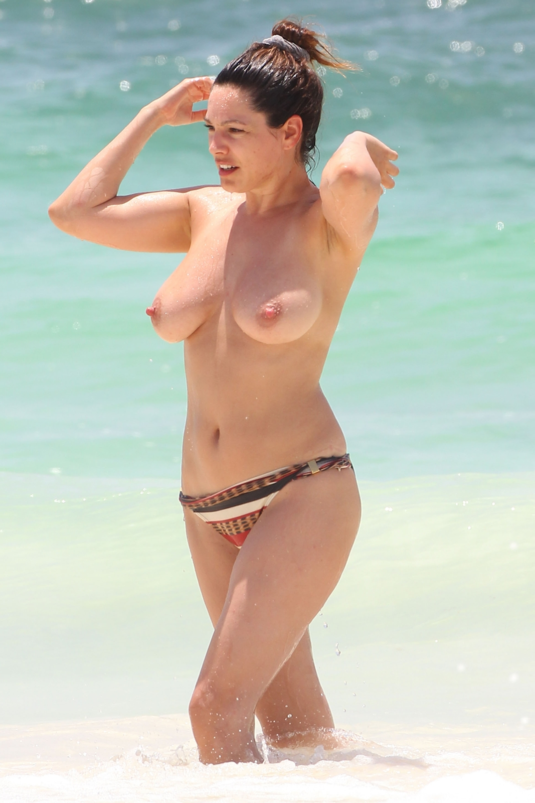 Kelly Brook Topless
