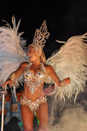CLAUDIA FERNÁNDEZ EN EL CARNAVAL DE FRAILE MUERTO 2013