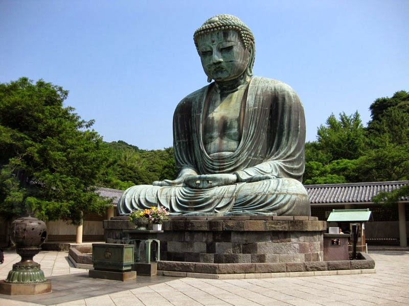 Patung-Perunggu-Buddha