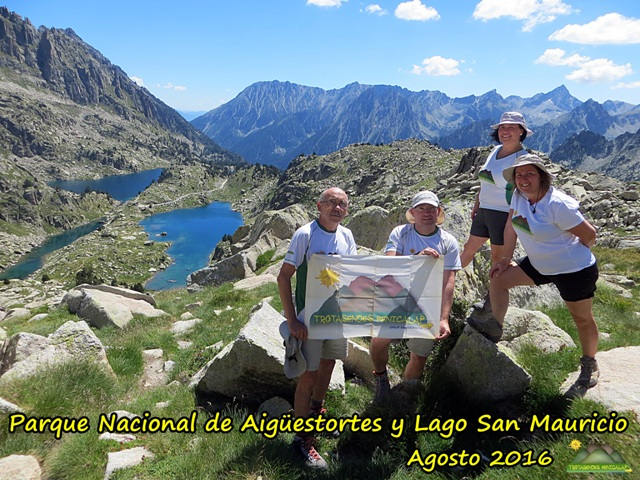 AIGÜESTORTES Y LAGO SAN MAURICIO