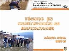TÉCNICA EN CONSTRUCCIÓN DE EDIFICACIONES