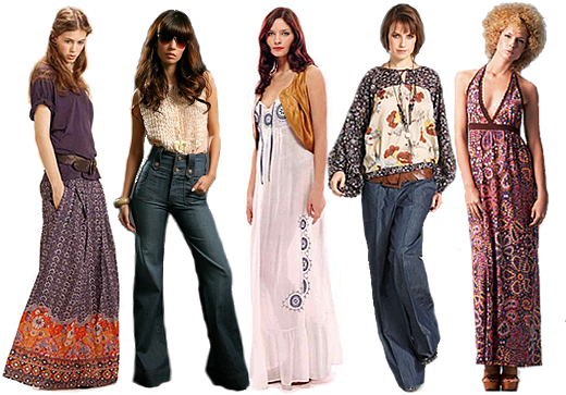 Yumi's Blog: 70's Fashion and How to Wear it Now