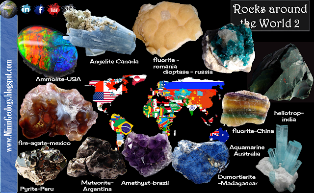 Beautiful Rocks around the world 2