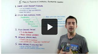 5 tips pour votre campagne de Remarketing (Google adwords)