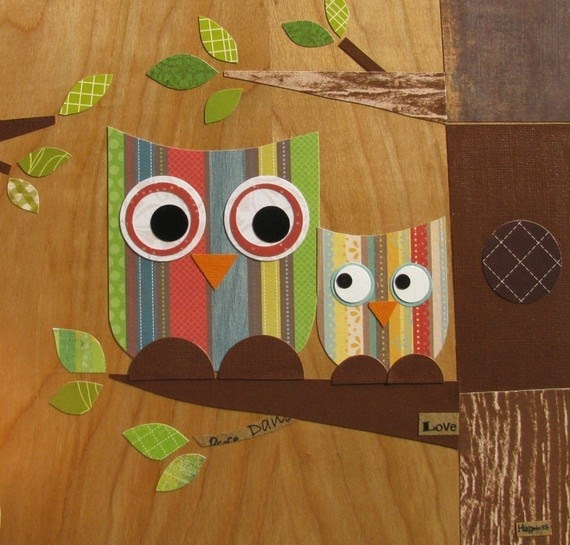 Cute Owl Classroom Decorations ~ Fruity lemonade owls