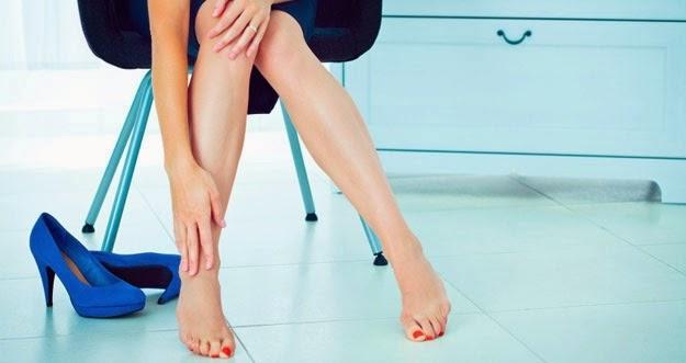 Dampak Negatif Menggunakan Sepatu Hak Tinggi