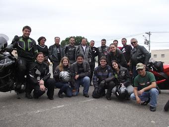 Lavras MG. Curso em comemoração ao 2º aniversário do Bando do Macaco. Parabéns, meus amigos.