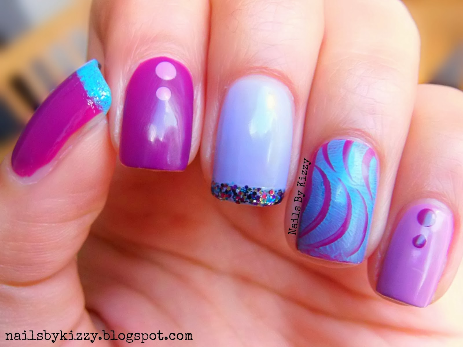 Nails By Kizzy: Nail Art Weekly Project - Week 4