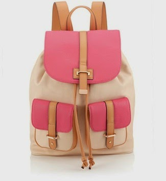 Sale item of the week: Accessorize Colourblock rucksack