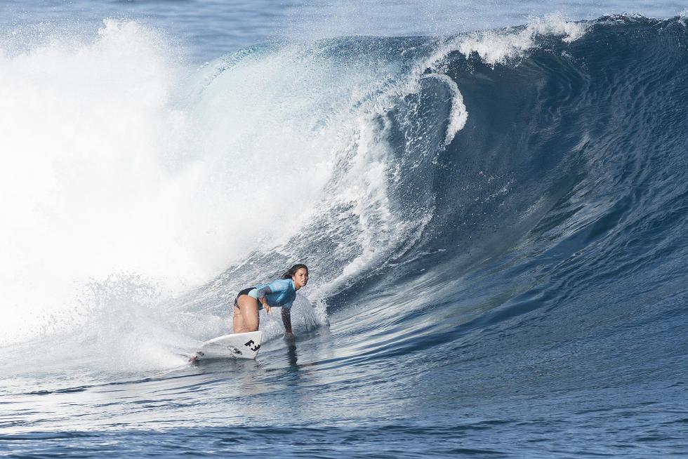 26 Alessa Quizon Fiji Womens Pro Fotos WSL  Stephen Robertson