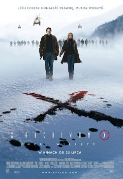 Hồ Sơ Chết 2: I Want To Believe - The X Files: I Want To Believe 2008 (2008) Poster