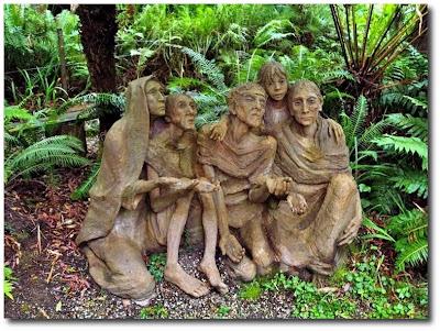 Las esculturas mágicas de Bruno Torfs - Marysville Australia - Jardín de esculturas3