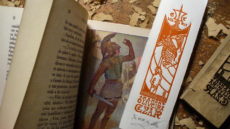 Luis seibert el arte del ex libris bookplates - Ex libris personalizados ...