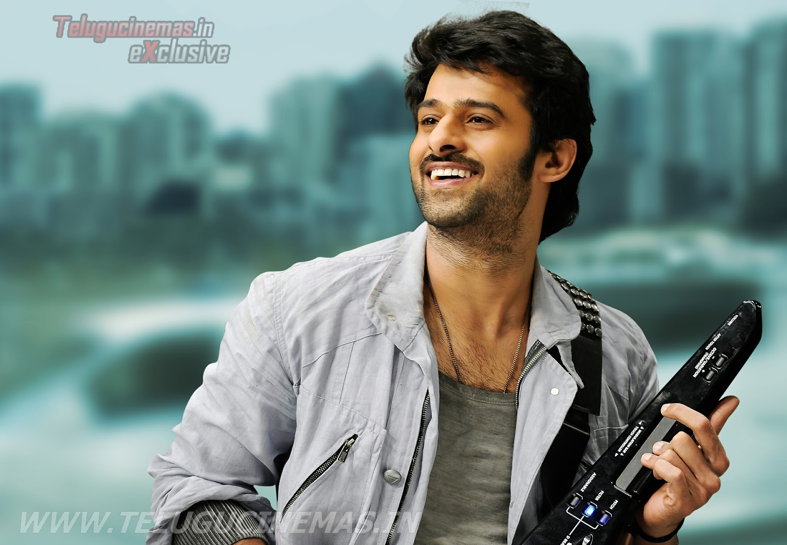Prabhas Mirchi First Look WallpapersStills TeluguCinemasin